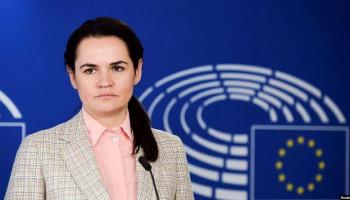 Тихановская договорилась с ЕС о пакете финансовой помощи для Белоруссии
