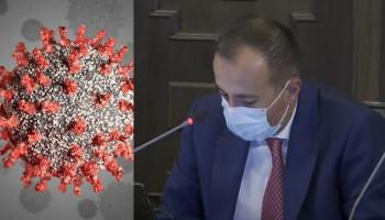 Арсен Торосян: С 11 сентября в Армении регистрируется рост выявленных случаев коронавируса