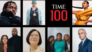 TIME 100: The Most Influential People of 2020