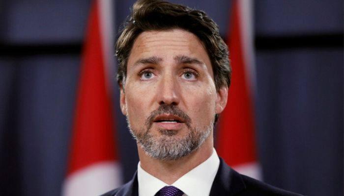 Трюдо заявил о второй волне #COVID_19 в Канаде