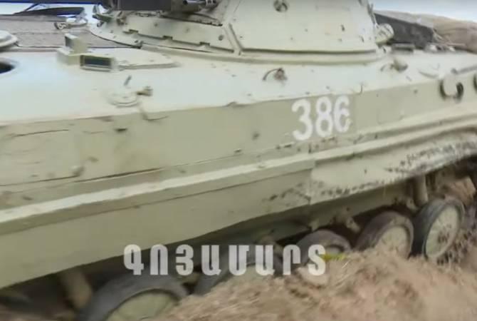 ՀՀ ԶՈՒ ձեռքում հայտնված Ադրբեջանի ԲՄՊ-2-ները 2-րդ բանակային կորպուսի սպառազինությունից են