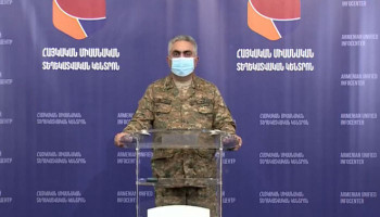 ",,Azerbaijan has 790 victims, 180 of which - in Karvachar region"": Artsrun Hovhannisyan"