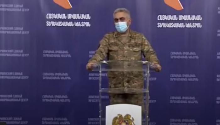 Պն-ն զգուշացնում է՝ստիպված ենք օգտագործել  մեծ ազդեցություն ունեցող սպառազինության և ռազմական տեխնիկայի տեսակներ