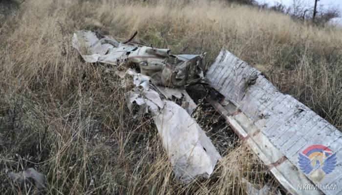 Команда WarGonzo первыми обнаружила сбитый самолет