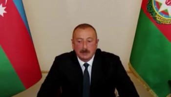 «Թուրքիան մեզ միայն հոգևոր աջակցություն է ցուցաբերում». Ալիև