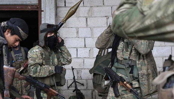 Turkey deploying Syrian fighters to help ally Azerbaijan, two fighters say. #Reuters