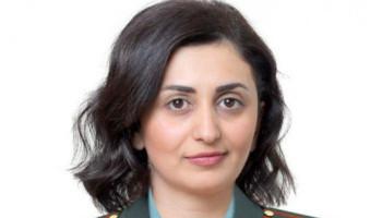 Шушан Степанян: Минобороны Азербайджана приписывает армянским силам количество собственных потерь за день