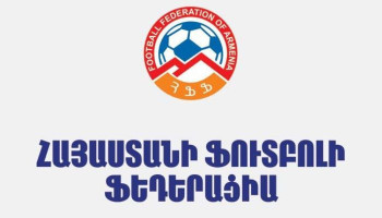 The Football Federation of Armenia is deeply saddened to learn about the death of 26-year-old Levon Sevoyan