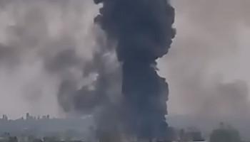 В Карабахе сообщили о пяти новых ракетных ударах по Степанакерту