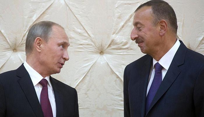 Путин впервые обсудил с Алиевым обострение ситуации в Карабахе