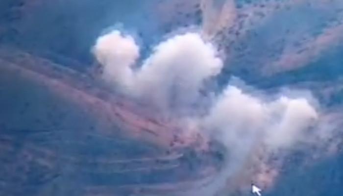 Шушан Степанян: Подразделения ПВО Армии обороны Арцаха сбили штурмовик Су-25 ВВС Азербайджана