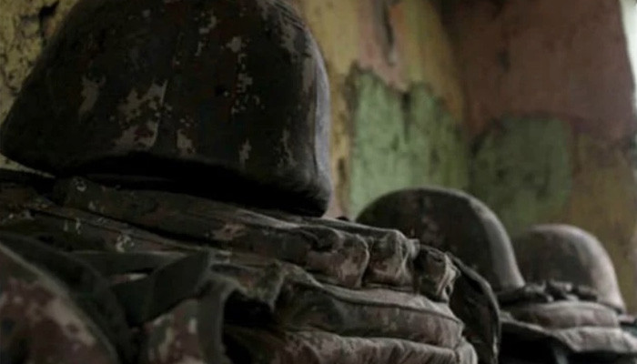 The servicemen killed during the repulse of the Azerbaijani aggression