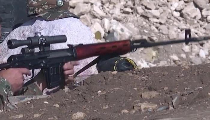 ''Таких снайперов мы видели только в фильмах'': сирийский боевик об армянских снайперах
