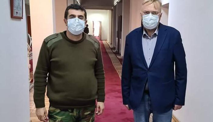 «Քննարկել ենք ադրբեջանա-թուրքա-ահաբեկչական ագրեսիայի հետևանքով տարածաշրջանում ստեղծված իրավիճակը». Ա. Հարությունյան