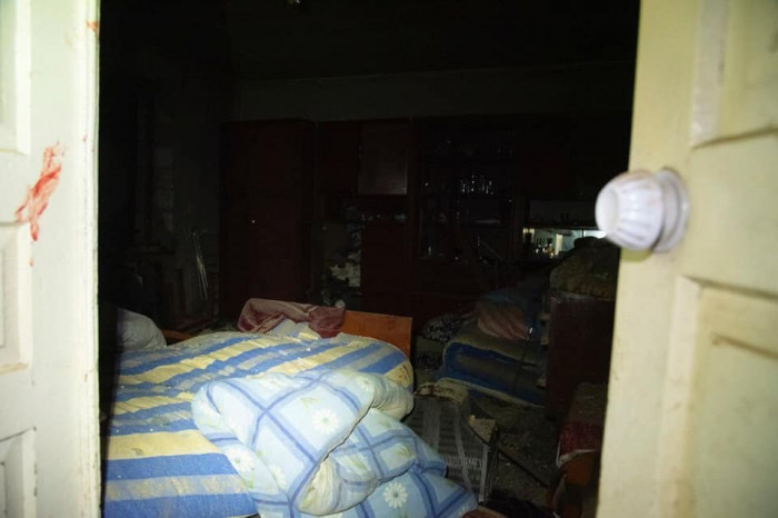 В селе Шош пострадали трое мирных жителей