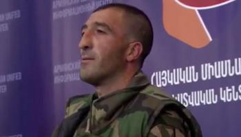 «Մենք շատ լավ զինված, դուխավորված ենք». վիրավորված կամավոր Հ. Բաղդասարյան