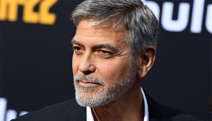 "Clooney: ""We hope and pray for peace"""