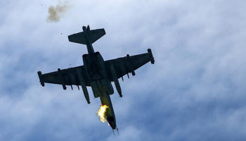 The Air Defence units of the Artsakh Defence Army shot down an adversary airplane