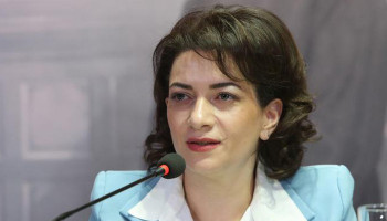 I make this request to all first ladies. Anna Hakobyan