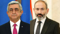 Serzh Sargsyan: Armenia's former president rails at 'madness' of Nagorno-Karabakh war