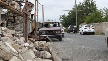 Այս պահին Մարտունու շրջանի մի շարք գյուղեր հրթիռակոծվում են «Սմերչով». ԱՀ ԱԻՊԾ