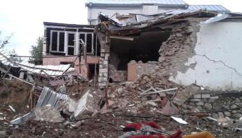 Հրետակոծվել է Ասկերանի Ավետարանոց համայնքը. կա վիրավոր