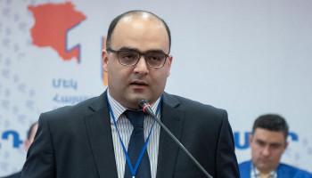 «ԵԱՏՄ-ում մեծամասնություն են պրոթուրքական կեցվածք ունեցող երկրները». Վահե Դավթյան