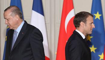 Էրդողանը Թուրքիայի քաղաքացիներին կոչ է արել չգնել ֆրանսիական ապրանքներ
