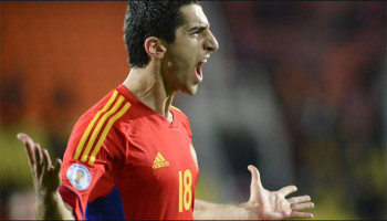 "Mkhitaryan: ""Your silence is killing us"""