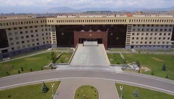 ՀՀ ՊՆ-ն հայտարարում է, որ ստիպված է լինելու պատասխան հարվածներ հասցնել ադրբեջանական ուժերի ուղղությամբ