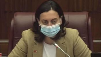 «Այսօրվա նիստերը համարվում են չկայացած»․ Լենա Նազարյան