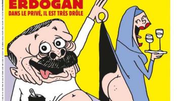Charlie Hebdo-ն ծաղրել է Էրդողանին