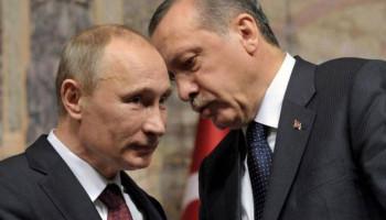 Эрдоган предложил России вместе разрешить проблему Нагорного Карабаха
