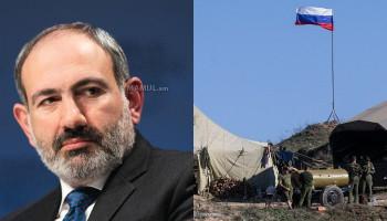 Пашинян объяснил присутствие российских военных на границе с Карабахом