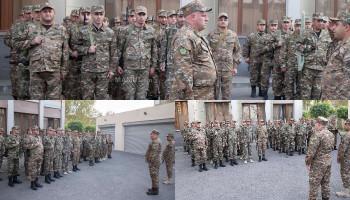 Քննչական կոմիտեի ծառայողներից զինվորագրել է 180 կամավորական