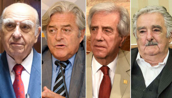 Four former Uruguayan presidents expressed historical solidarity with Armenia