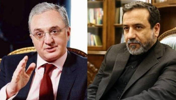 Ընթանում է Զոհրաբ Մնացականյանի և Իրանի ԱԳ նախարարի տեղակալի հանդիպումը