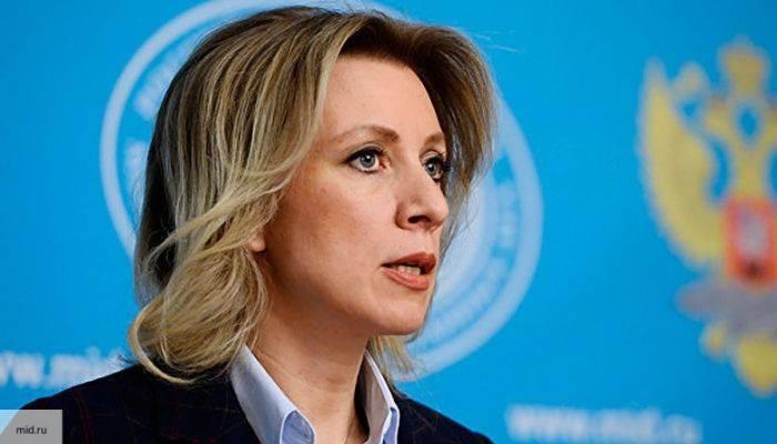 Захарова заявила, что РФ озабочена масштабным присутствием наемников в Карабахе