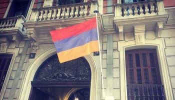 Каталонский город Ампоста признал независимость Республики Арцах