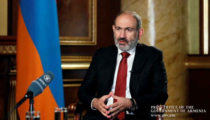 """World War III is on its way in the form of hybrid warfare"" – Nikol Pashinyan's interview to German ARD TV channel"