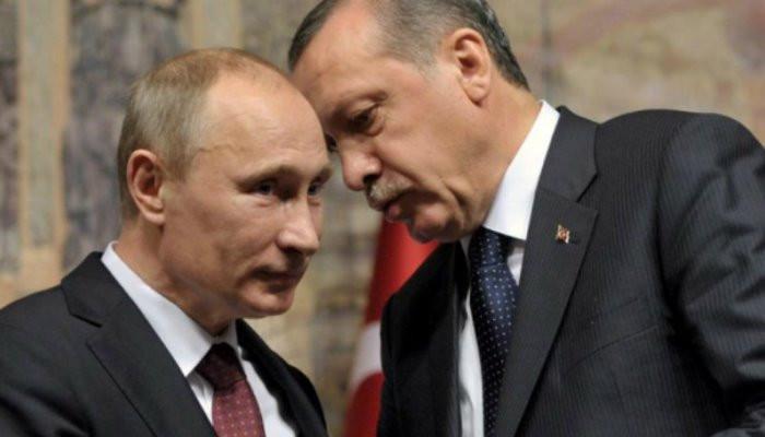 Эрдоган предложил Путину создать рабочую группу по Карабаху