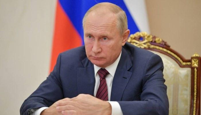 Путин заявил, что очаг международного терроризма в Сирии фактически ликвидирован