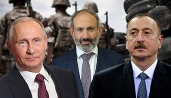 Заявление Президента Азербайджанской Республики, Премьер-министра Республики Армения и Президента Российской Федерации