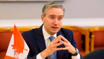 "Canadian FM: ""We continue to support the Armenian people, with whom we have strong ties»"
