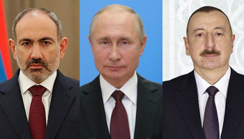 Putin has phone talks with Nikol Pashinyan and Ilham Aliyev