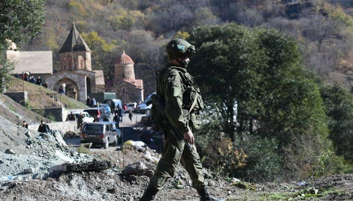 Ռուս խաղաղապահները պատմել են, թե ինչպես են իրենց դիմավորել Ղարաբաղում. #РИА