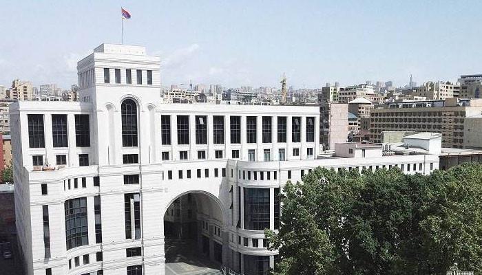 ՀՀ ԱԳՆ հայտարարություն է տարածել Ադրբեջանի ԶՈՒ կողմից բարբարոսության դրսևորումների մասին