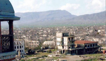 The Azerbaijani army is already in Agdam