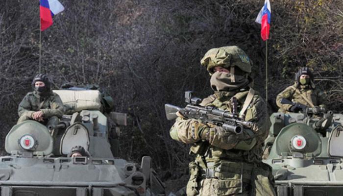Ռուս խաղաղապահների տեղափոխումը Ղարաբաղ ավարտվել է