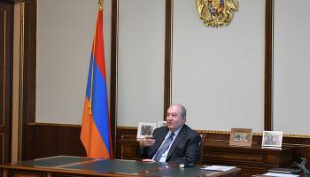 Արմեն Սարգսյանը խոսել է վարչապետ դառնալու հավակնության մասին
